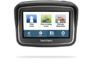 Buy Tomtom Rider  New V5 MotorCycle Bike GPS Satelite Navigation System With Lifetime Map Update